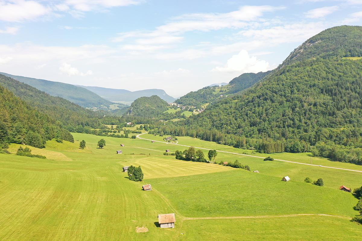 village de la Compote les grangettes