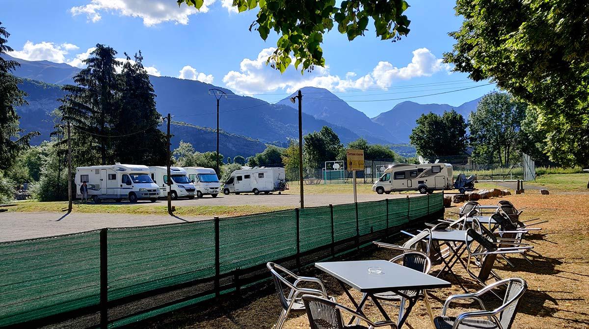 aire de camping car gratuit
